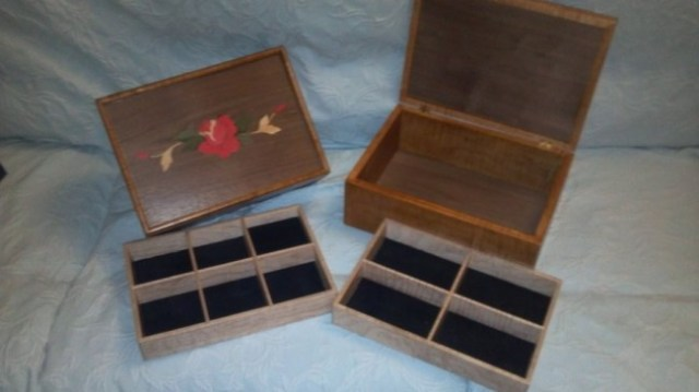 Jewelry Boxes – MOP Inlaid Jewelry BoxesMOP Inlaid Jewelry Boxes