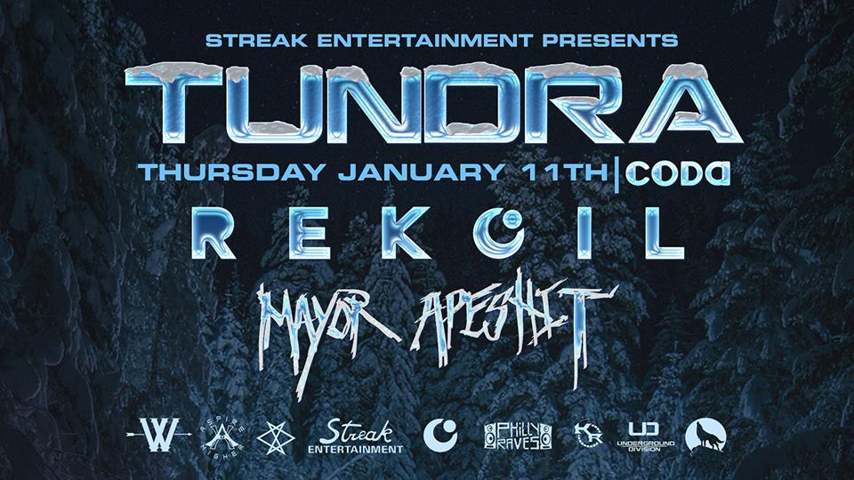 Rekoil Makes Philly Headlining Debut at Tundra!
