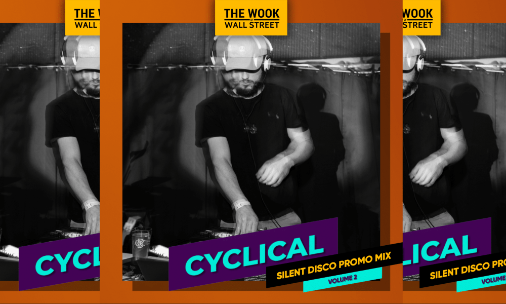 Cyclical Goes Deep on Promo Mix Ahead of Disc Jam Music Festival Debut!