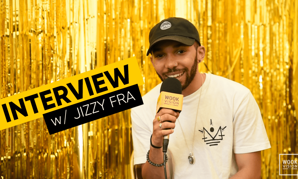 Watch Jizzy Fra Talk Opening for Rusko, New Music, and More in Exclusive Interview! [VIDEO]