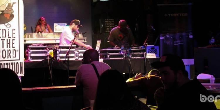 DJs SHIFTEE vs KING JAMES (NEEDLE TO THE RECORD BATTLE)