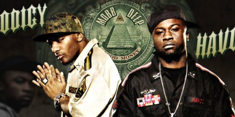 artwork for mobb deep prodigy havoc