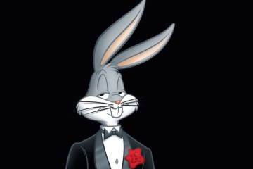 looney_tunes_bugs_bunny_rabbit_tuxedo_flower_100005_3840x2160