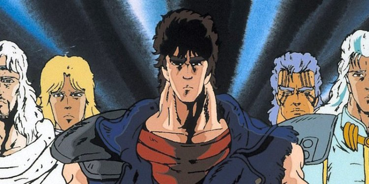 FIST OF THE NORTHSTAR_by_thewordisbond.com