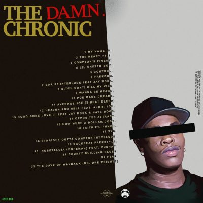 Kendrick Lamar and Dr. Dre collide on The Damn Chronic