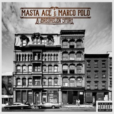 Masta Ace is making 'A Breukelen Story' all about Marco Polo...