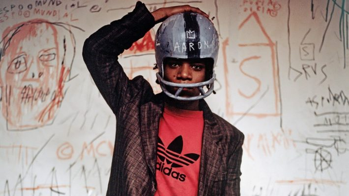 There is a Jean-Michel Basquiat musical in the works...