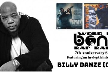 Billy Danze WIB