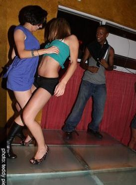 Casey Anthony partying it up like a rockstar!