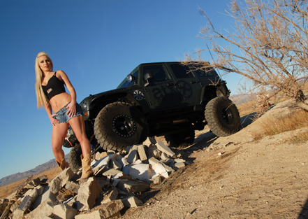 Confirmed: Hot girls like jeeps! | The Word of Matus