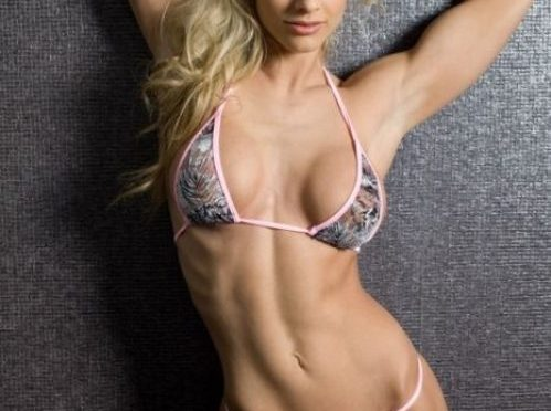 Hot fitness girls that could break you in half!