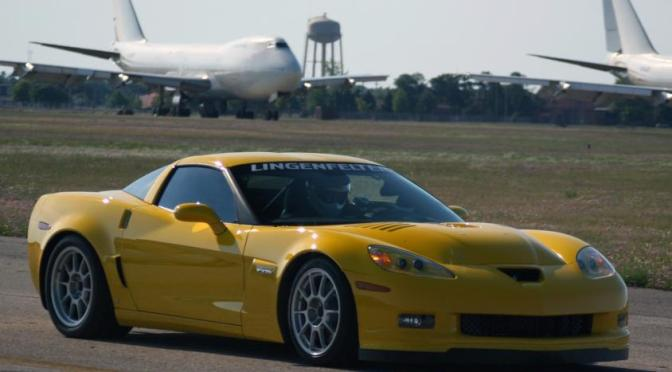 Lingenfelter 2006 C6 ZO6 Corvette 427 CID Twin Turbo with 1300RWHP