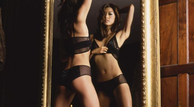 Grace Park is the Asian hottie from Battlestar Galactica