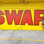 Where's the bonding? At the Swap Shop!