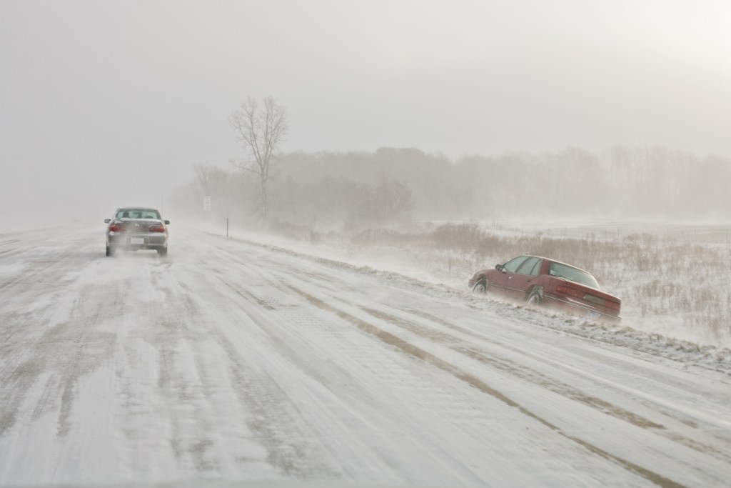 Winter safety driving tips