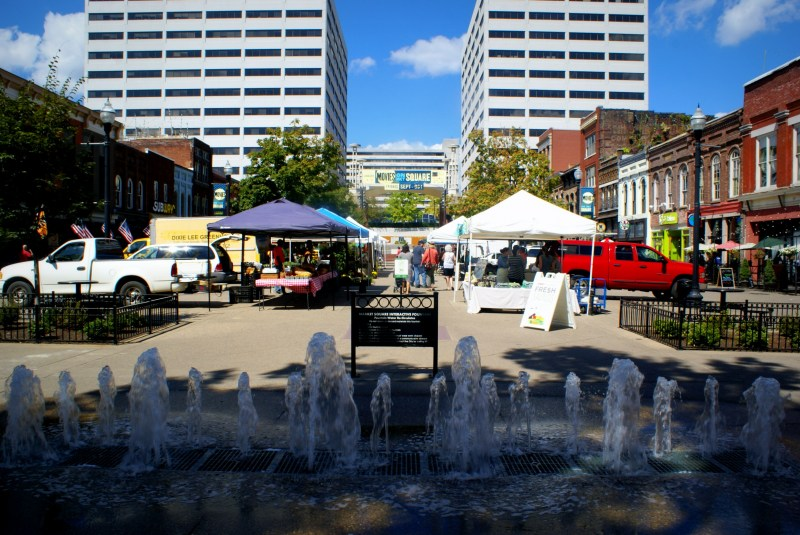 Market Square | Knoxville, TN