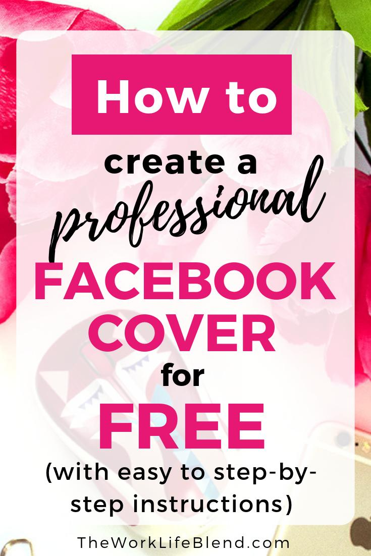 How to make a flyer for facebook