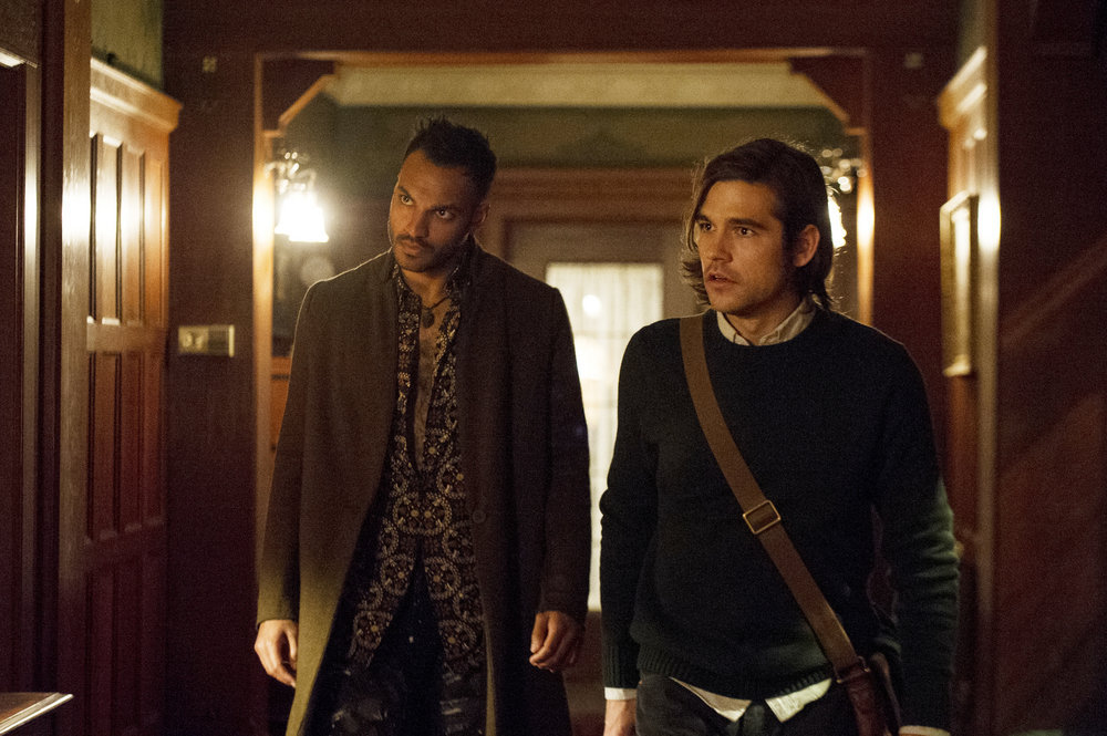 'The Magicians' Showrunner on Plover's Dark Secret and What it Means for Quentin