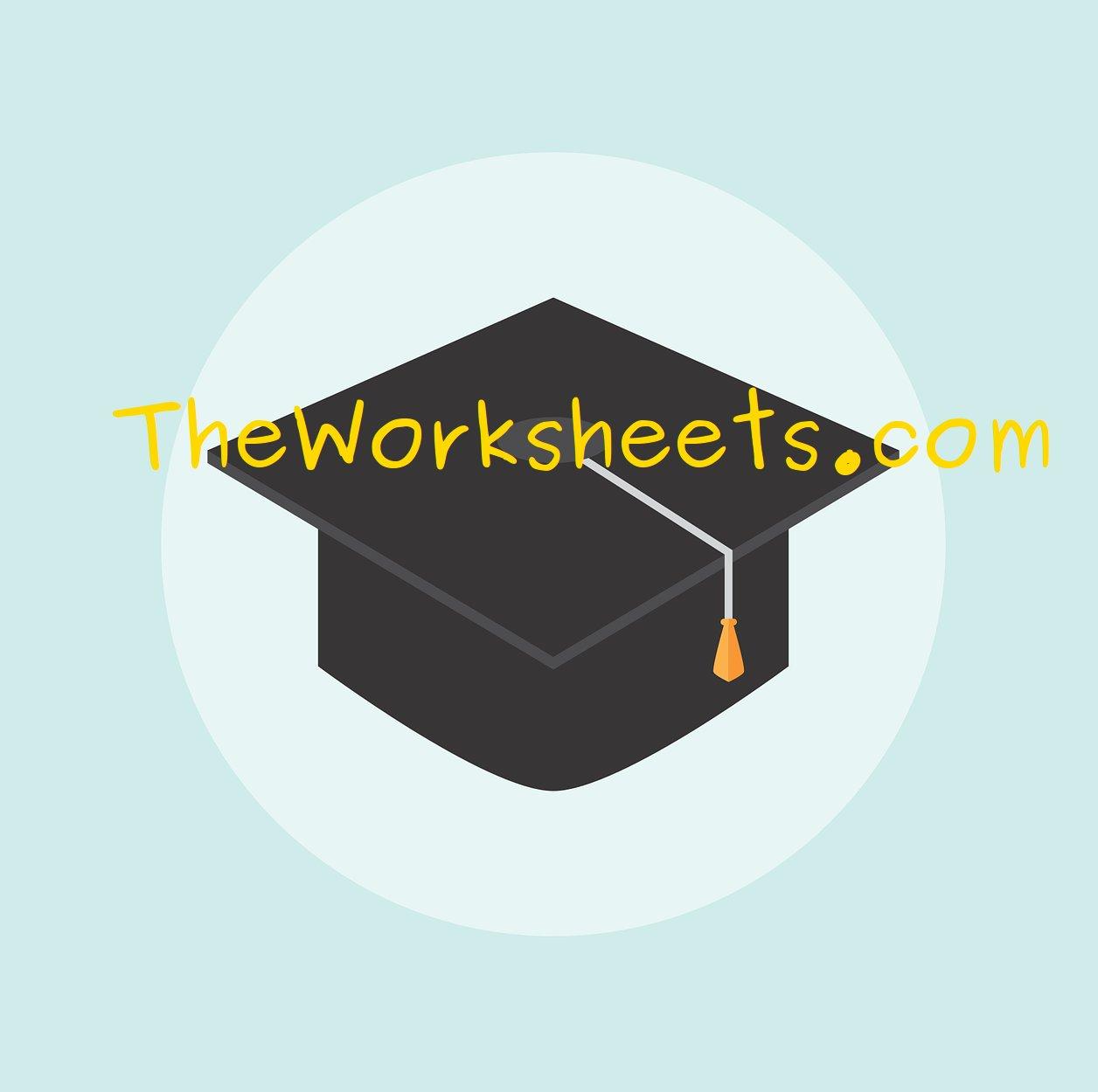 High School Worksheets