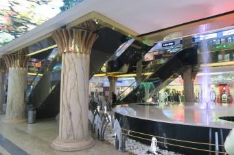 Das Mega-Shoppingcenter