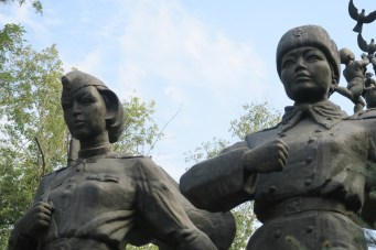 Kriegerinnendenkmal