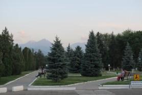 Das Gebirge lockt