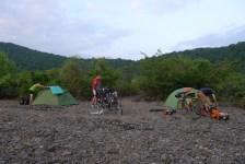 Wildcamp zu viert