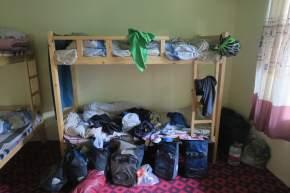 Unser Chaos im DAP Hostel