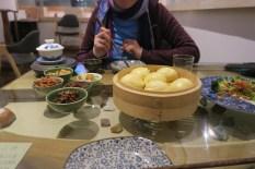 Dumplings zum Füllen