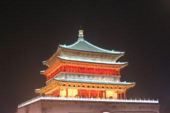 Bell Tower Xi`an
