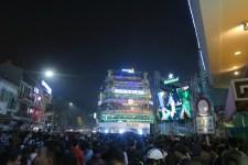 """Der """"Times Square"""" von Hanoi"""