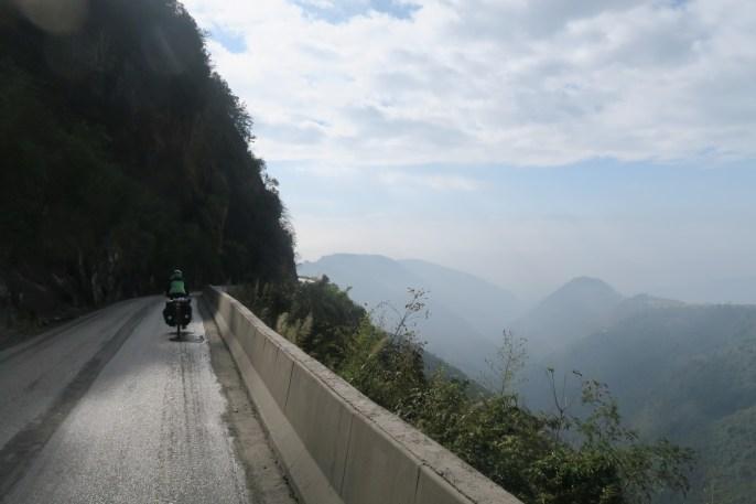 Abfahrt in Yunnan