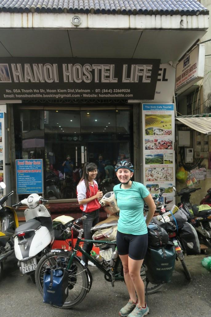 Abschied aus Hanoi