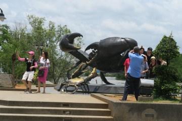 Das Wahrzeichen von Krabi