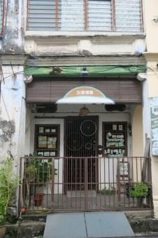 George Towns berühmte Shophouses