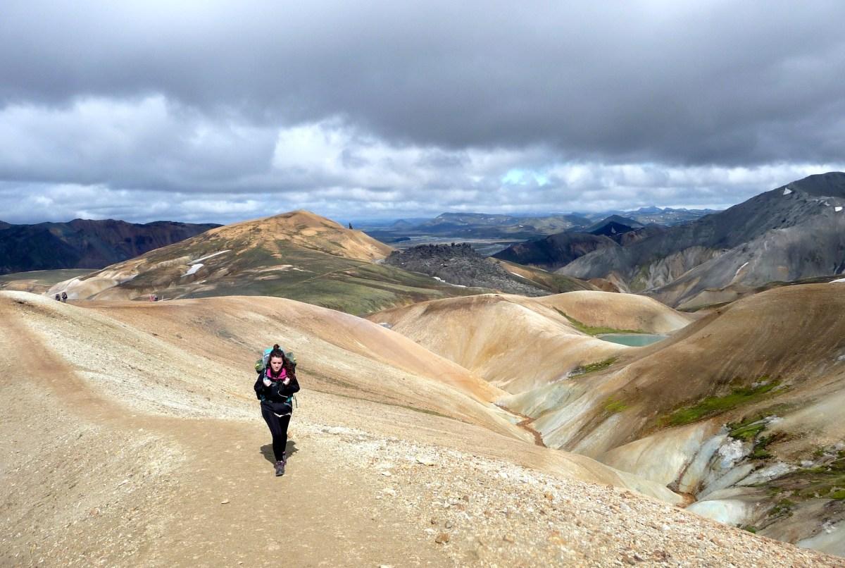 Laugavegur Hiking Trail - Day one