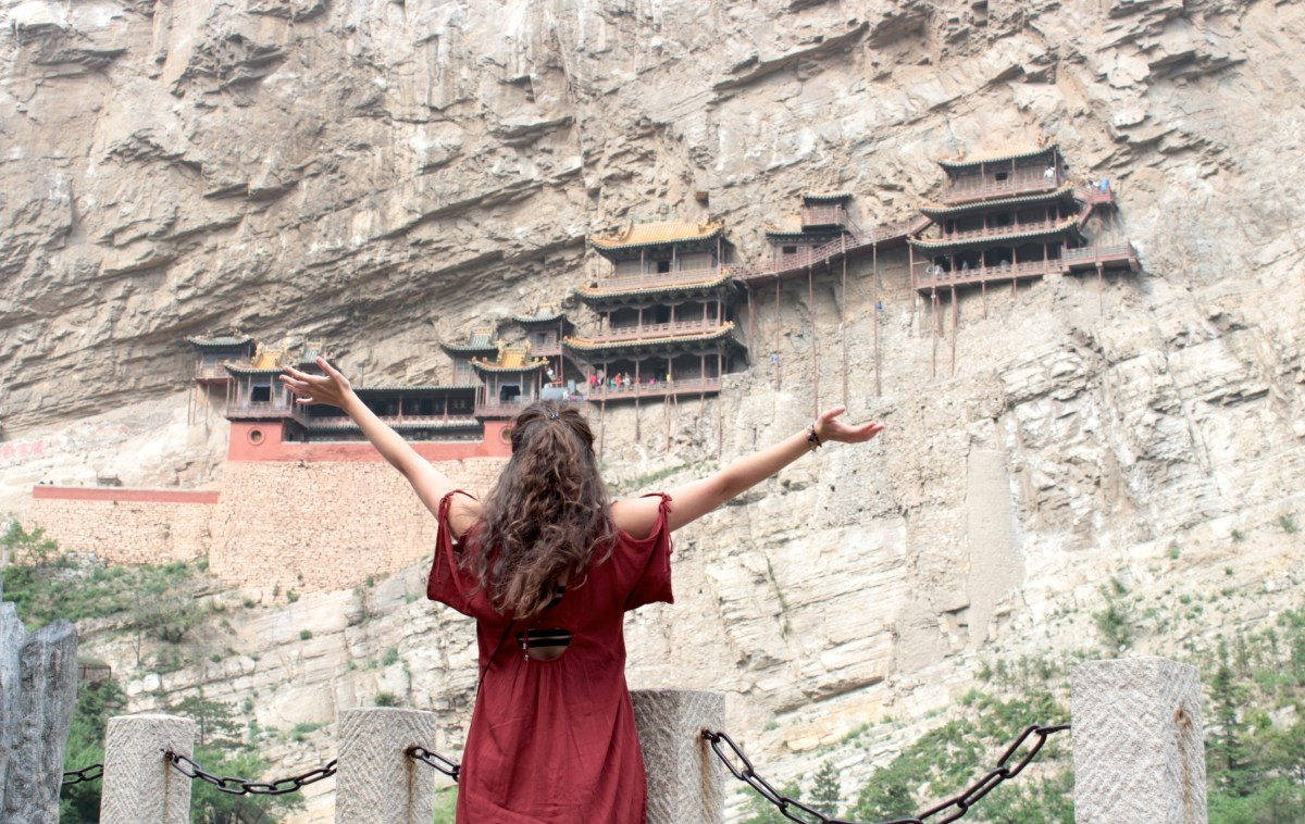 Hanging Temple and Yungang Grottoes - Datong