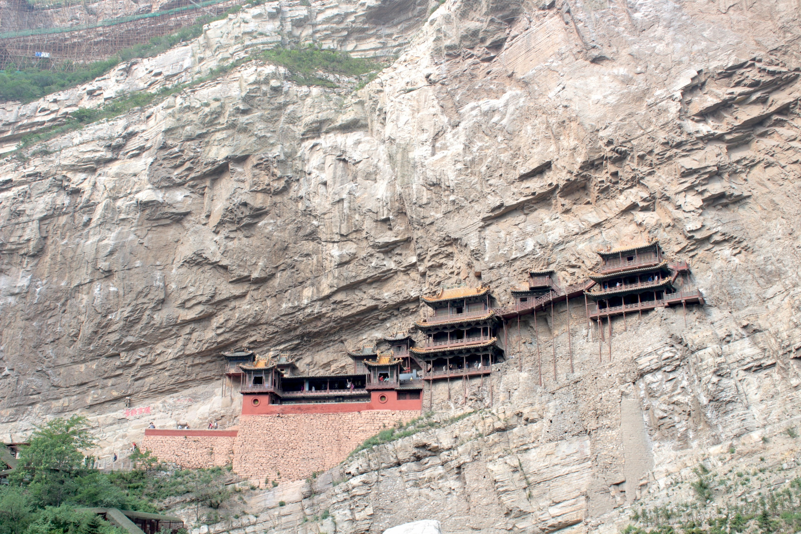 Hanging Temple Datong