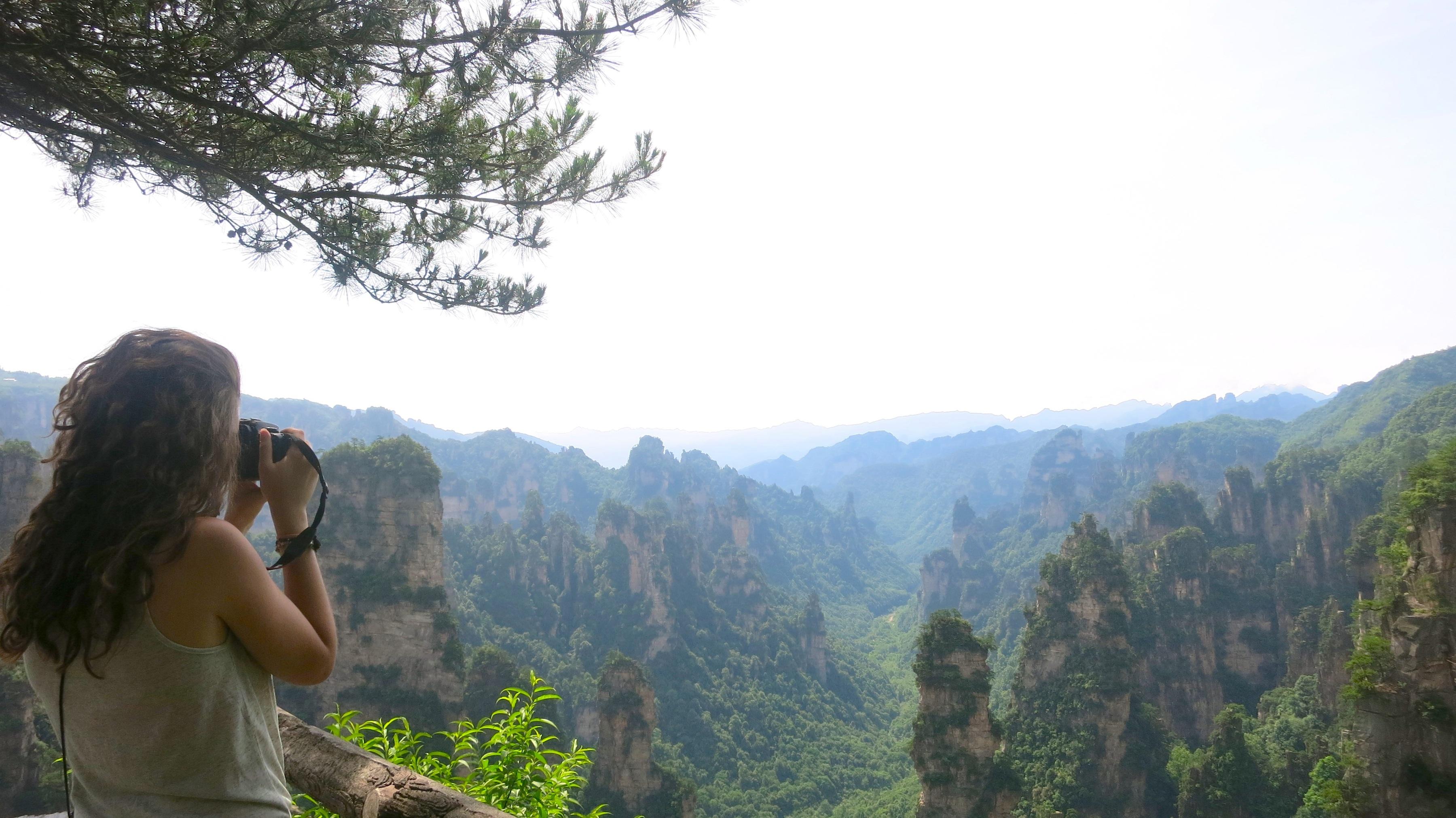 Zhangjiajie National Park 1
