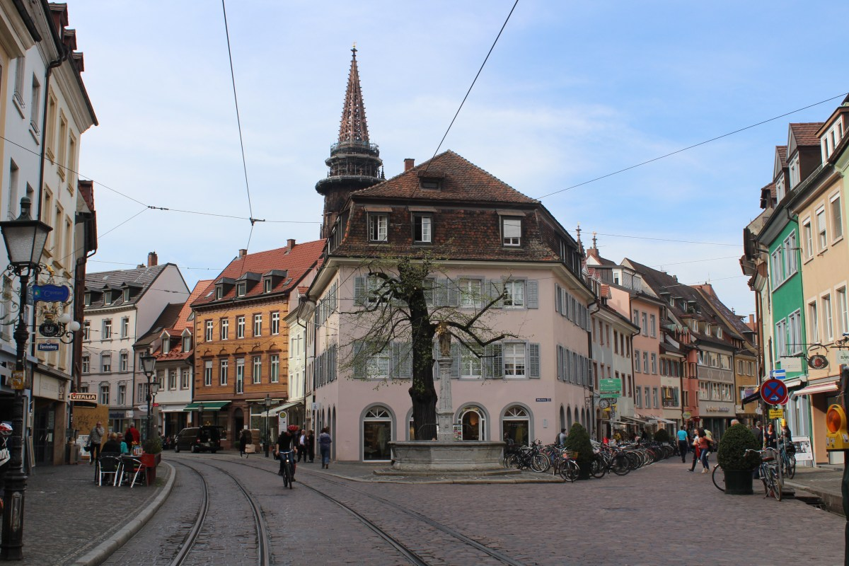 The Sunniest Town in Germany - Freiburg