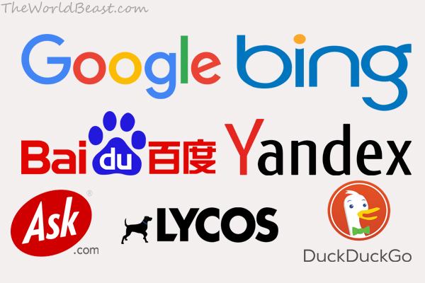 Top 10 Best Search Engines in the World | The World Beast