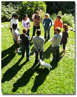 Team-circle