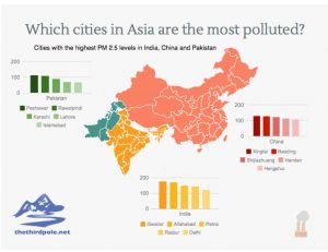 Most polluted Asian Cities