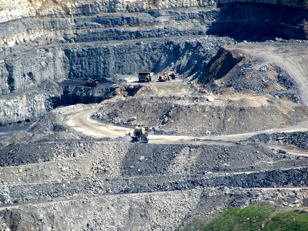 Mountaintop Removal, Wise County, Virginia