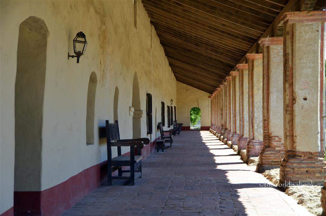 Mission La Purisima A Step Back In Time The World Is A Book