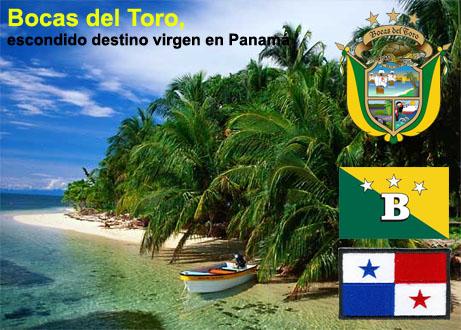 Bocas del Toro, escondido destino vírgen en Panamá Bocas del Toro, escondido destino vírgen en Panamá bocas del toro