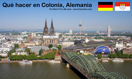 Colonia Alemania