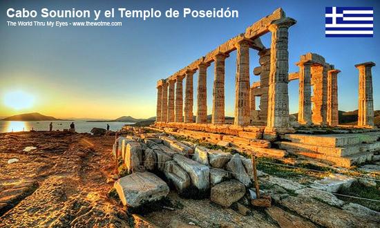 Cabo Sounion Cabo Sounion - cabo sunion - Cabo Sounion y el Templo de Poseidón