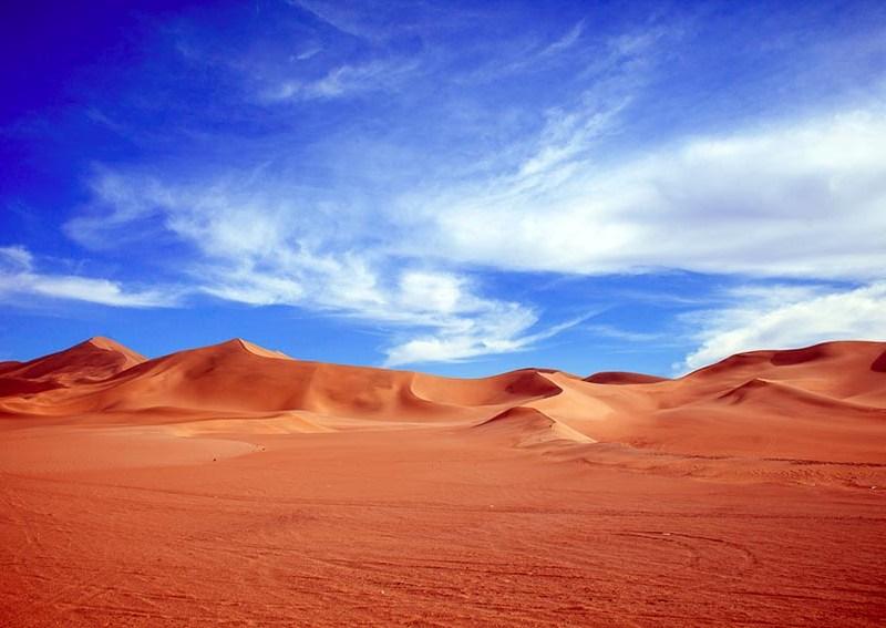 El infierno de cruzar el desierto de Gobi El infierno de cruzar el desierto de Gobi GOBI