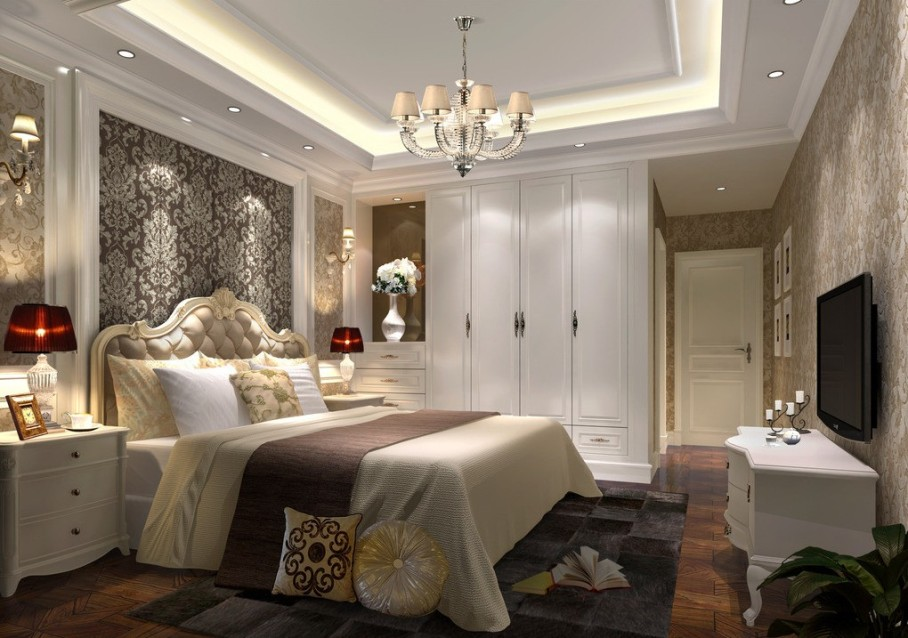25 Sleek And Elegant Bedroom Design Ideas